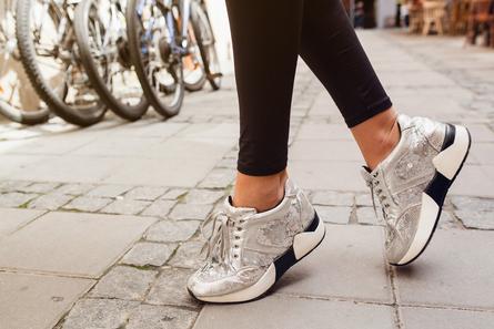 Glitter Sneakers